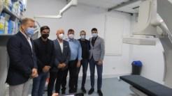 A fost inaugurat angiograful de la Spitalul Județean Tulcea. FOTO CJ Tulcea