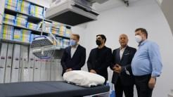 A fost inaugurat angiograful de la Spitalul Județean Tulcea. FOTO Adrian Boioglu