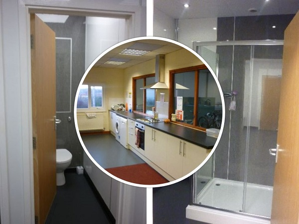 TLP Toilets and Kitchen Facilities