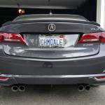 Question On Exhaust Pipes On Tlx V6 Acura Tlx Forum