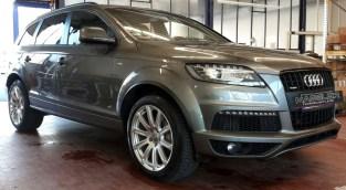 AUDI Q7 - aufbereitet von Fahrzeugpflege Massler