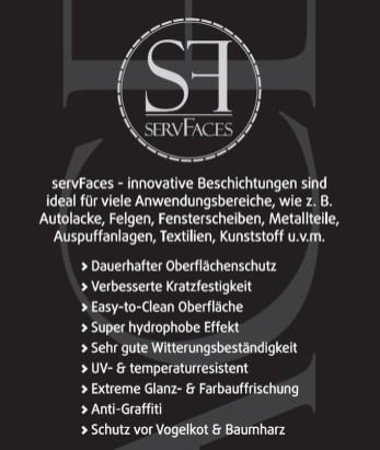 Servfaces - Fahrzeugpflege Massler