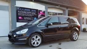 Ford S-Max mit Servfaces Suave versiegelt von Fahrzeugpflege Massler