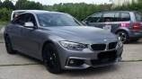 BMW 440i Grand Coupé in Individuallackierung grau-matt mit Servfaces Suave versiegelt von Fahrzeugpflege Massler