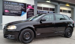 Audi A3 versiegelt mit Ceramic Servfaces Suave - Fahrzeugpflege Massler