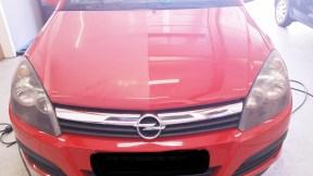 Außenreinigung, Aufpolieren des Lackes - Fahrzeugpflege Massler