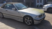 BMW 328i Cabrio E36 - VORHER EXTREM!!! Was Fahrzeugpflege Massler wohl draus macht???