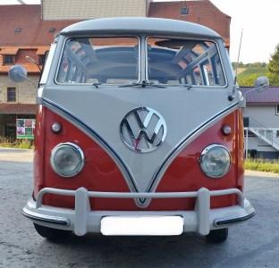 T1 Samba-Bus mit Servfaces Suave versiegelt von Fahrzeugpflege Massler
