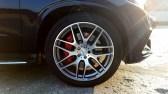 Mercedes Benz GLE 63AMG S Felgen mit servFaces coat rims versiegelt von Fahrzeupflege Massler