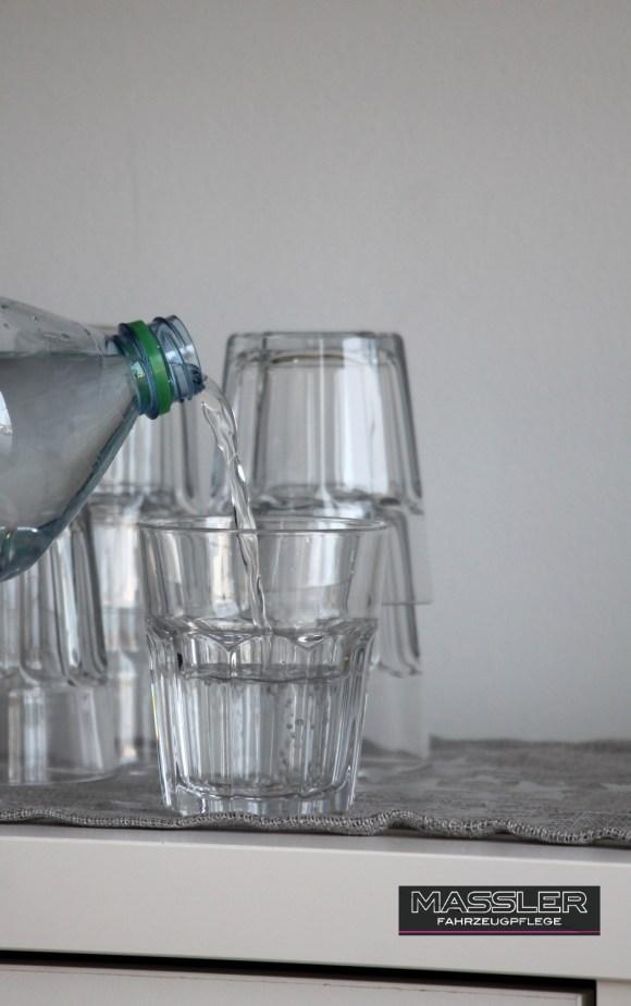 TM-Fahrzeugpflege: Darf es etwas zu Trinken sein?