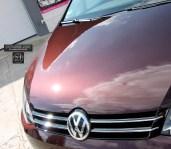 Fahrzeuglack mit einer Schicht servFaces Ultima und einer Schicht servFaces Final versiegelt - VW Sharan - TM-Fahrzeugpflege