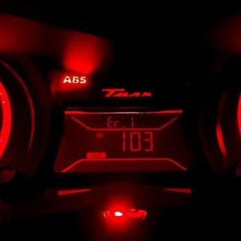 Display digitale T Max 530 2012/2016
