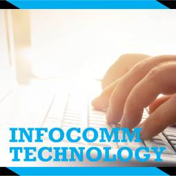 web-posters-infocomm TMC Academy College Offering Recognised Infocomm Technology Courses