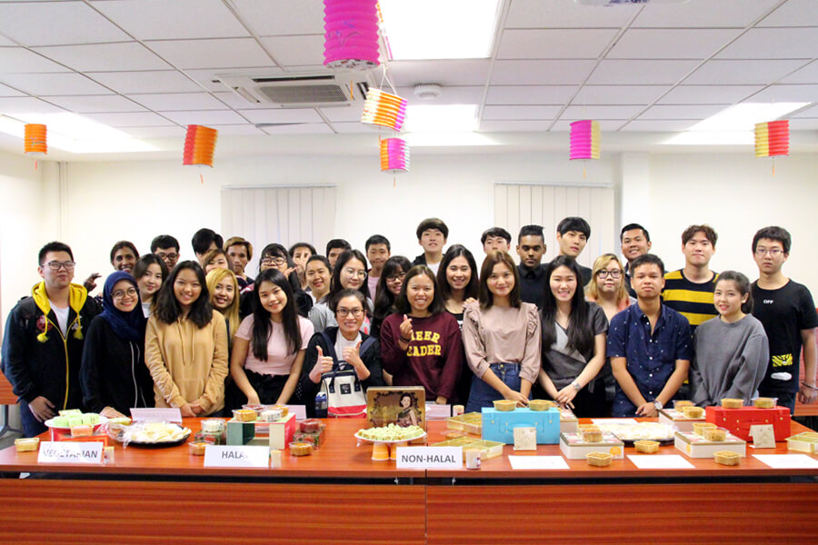 Student Group Photo TMC Mid Autumn Festival 2017
