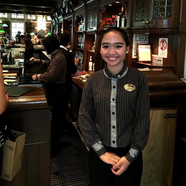 Kintan Raffles Long Bar Internship