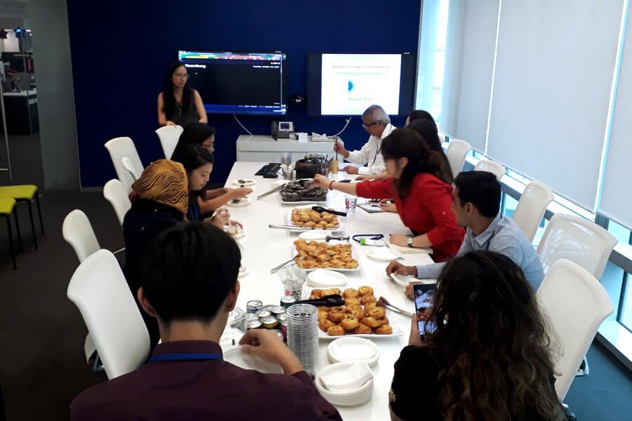 Presentation - IPRS Visit Bloomberg