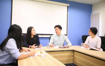 Studying Business in an International Environment