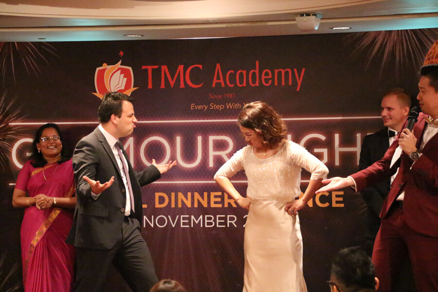 Best Dress Award Standoff @ TMC Glamour Night