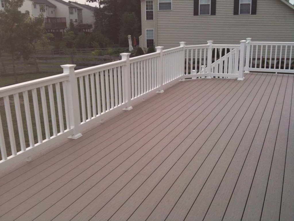 what to expect from a professional maryland deck contractor trademark deck patio