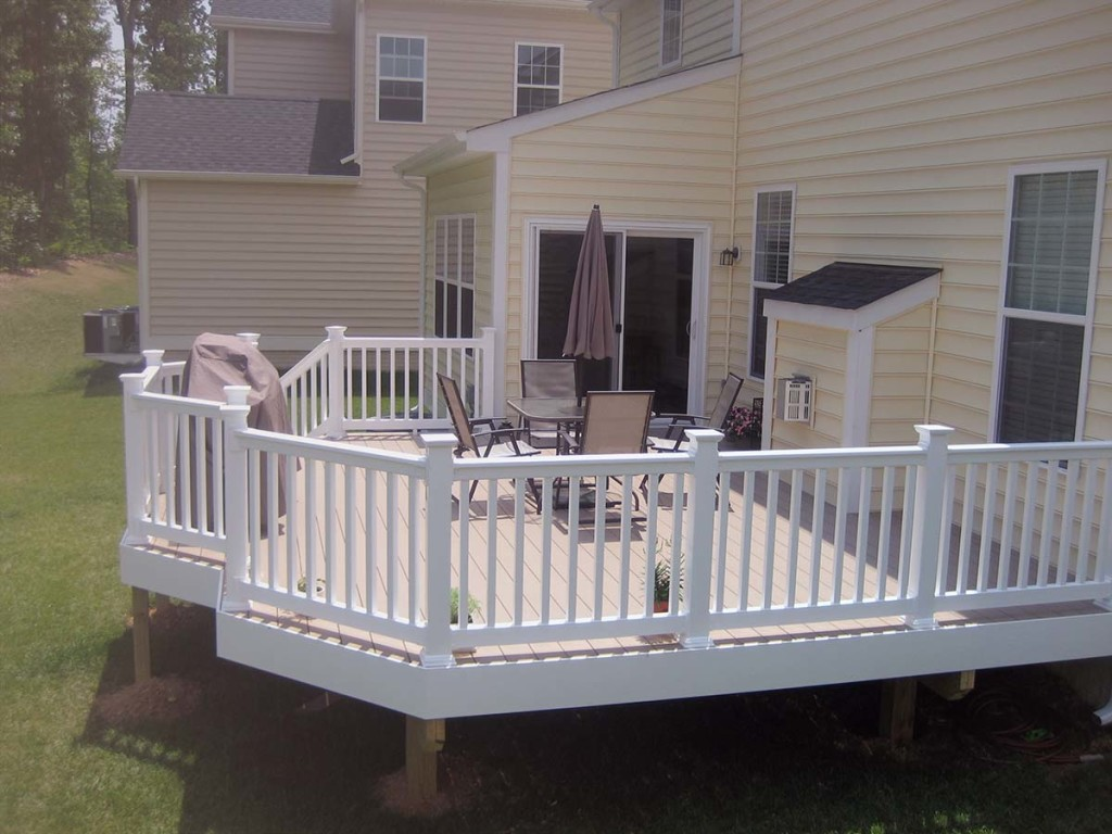 trademark deck and patio