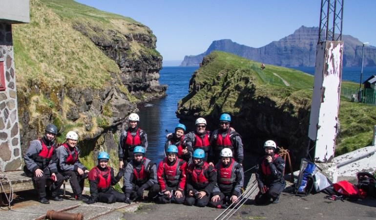 Famtrip Faröer Inseln: Incentive-Aktivitäten mit der DMC NAX  (North Atlantic Xperience) ©Fabian Theobald