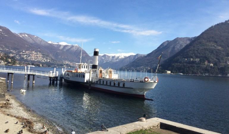 Lake Como ©Ulrike Kiesel