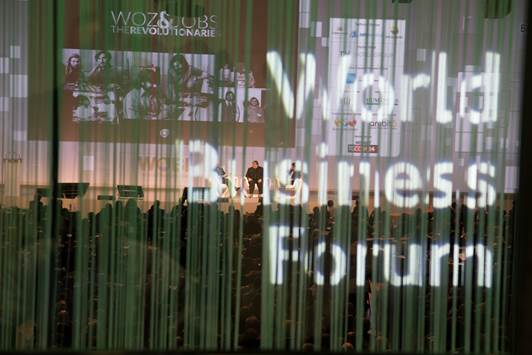 World Business Forum 2016 © MiCo Milano Congressi
