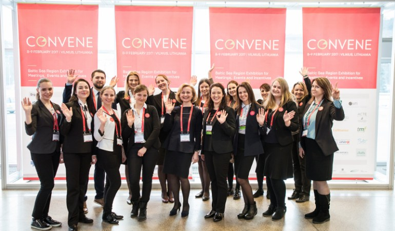 CONVENE 2017 hits all the marks