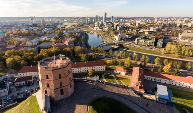 Lithuanian capital Vilnius ©Go Vilnius