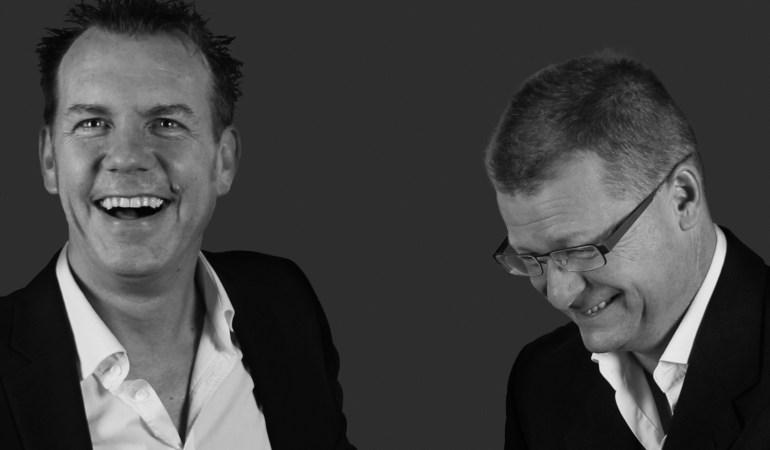 Heiko Heuschele und Alexander Gruneisen, Geschäftsführer der COREVENTUS GmbH ©COREVENTUS