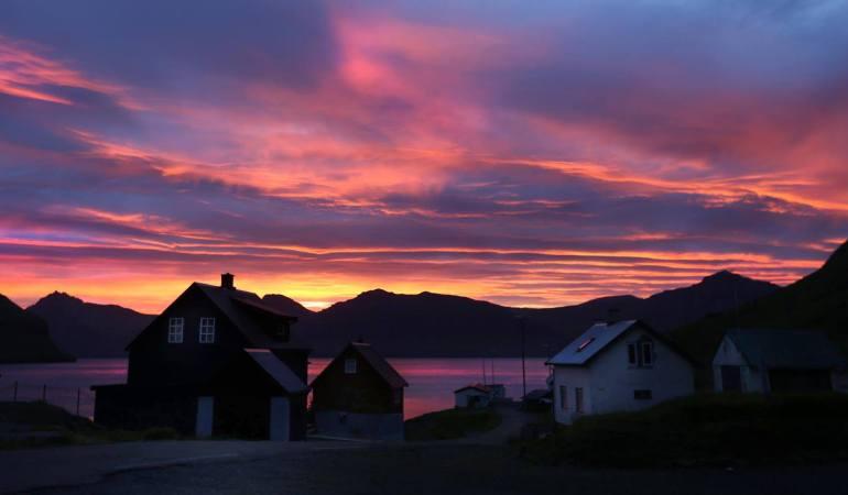 Retrieved from Visit Faroe Islands Facebook Page