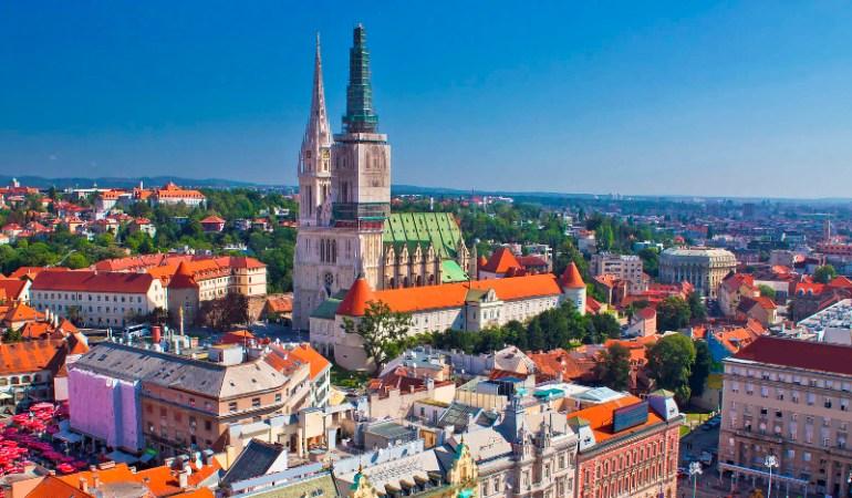 City of Zagreb ©www.tour-guide-zagreb.com