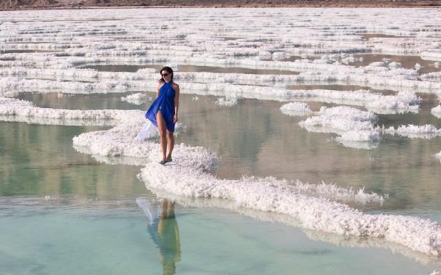 Dead Sea in Israel, photo: ©Experiential Planner