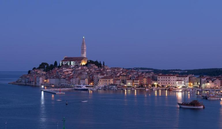 Rovinj - courtesy and copyright @Christine Melzer