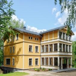 Villa Santa courtesy Cesis Culture and Tourism centre