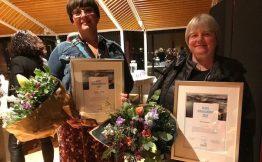 Ambassadors of the year - Birgit Andersen and May-Britt Skoradal