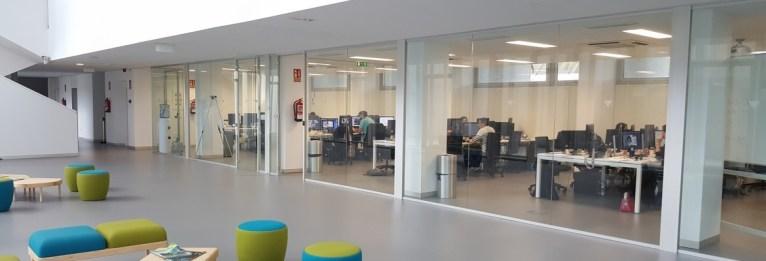 Animation Company workspace courtesy @Cabildo de GC