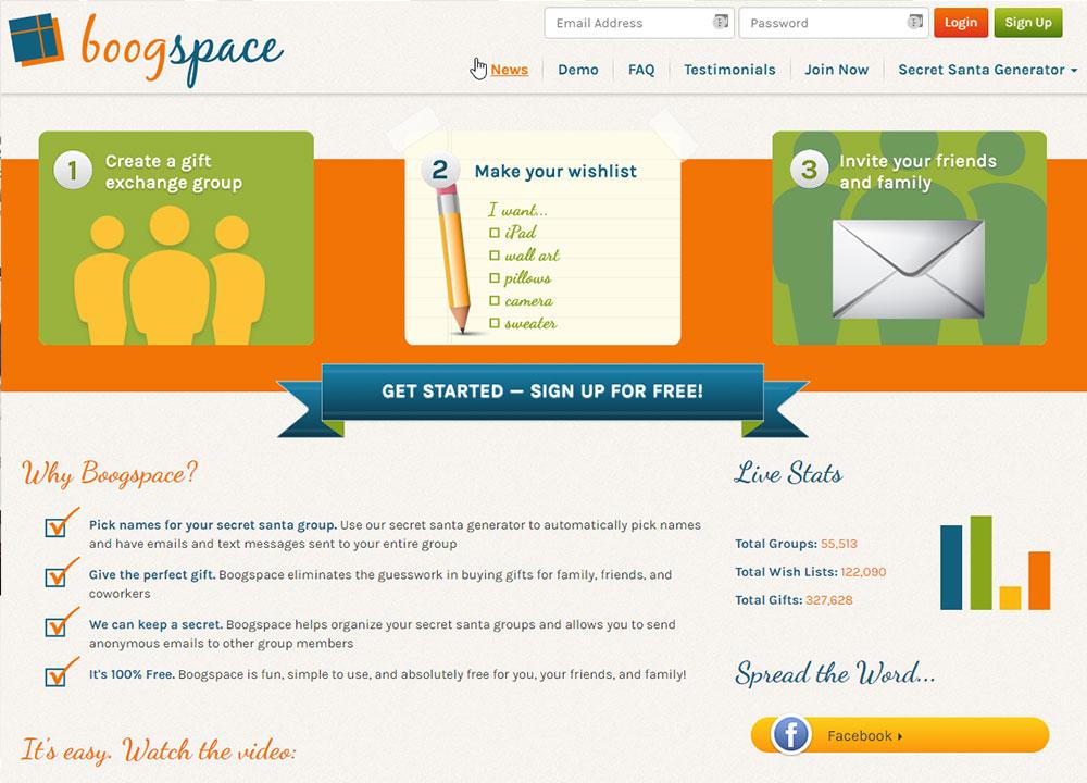 Boogspace
