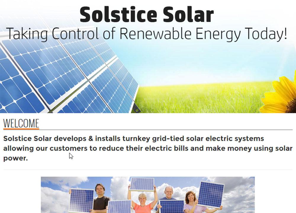 Solstice Solar