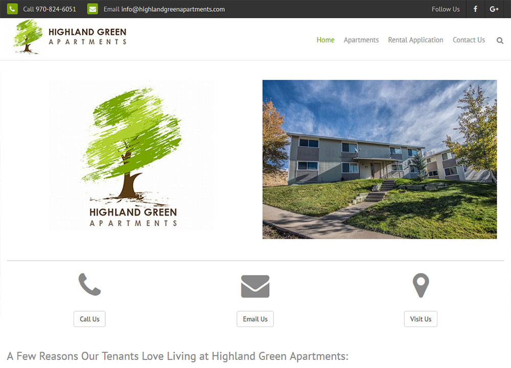 Highland Green Apartments