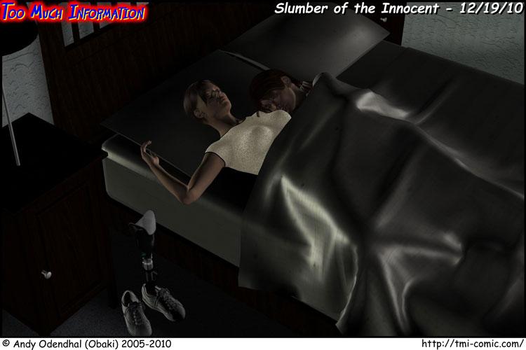 Slumber Of The Innocent