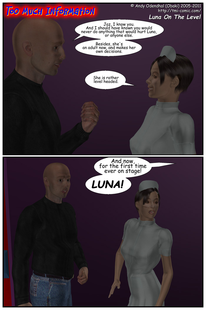 Luna On The Level