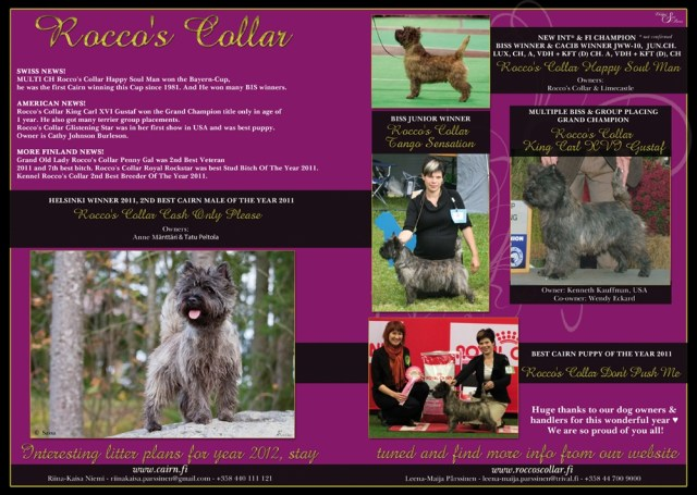 Roccos_Collar_vuosikirja2012