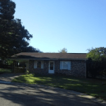 34 White Drive $675/$675Dep. – Call our Clarksville Office 479-705-3302
