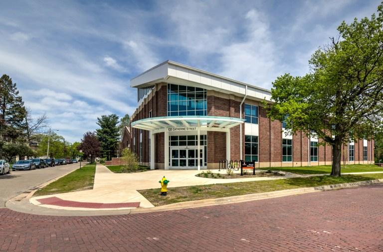 Kalamazoo College - Exterior