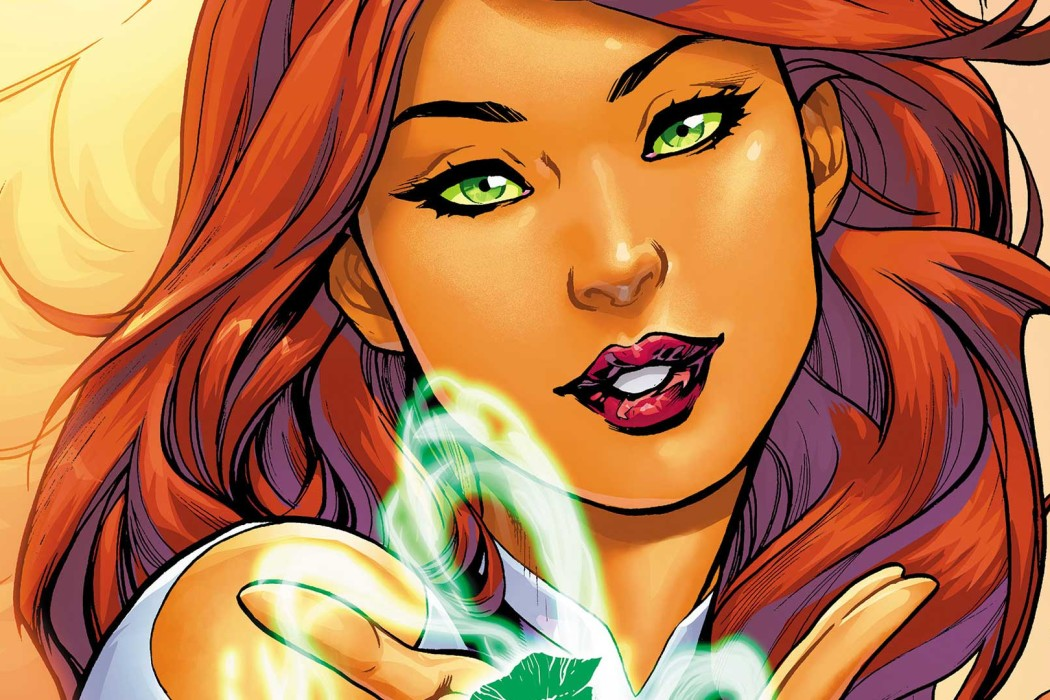 Starfire Gets Canceled By DC Comics TMStashTMStash