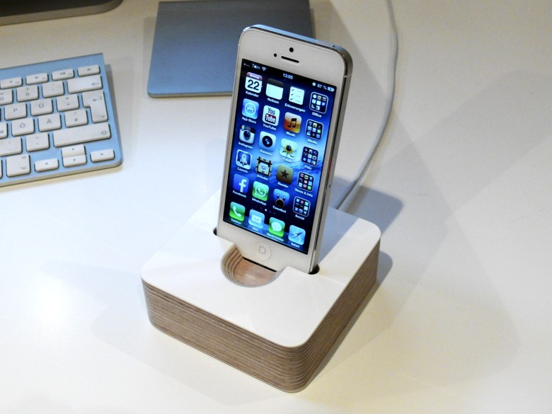 germanmade. iPhone Dock