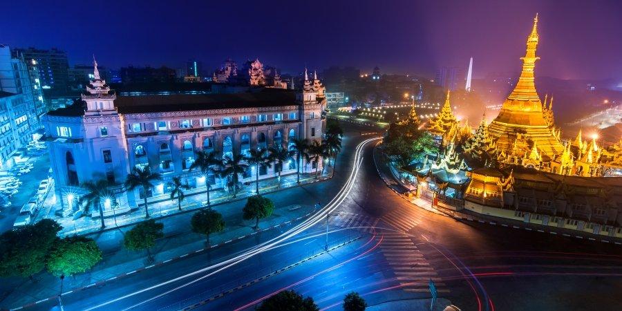 Yangon Car Rental Full Day