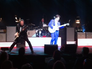 Chris Isaak in concert