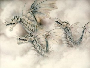 dragons in flight
